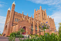 Visiting Newcastle Cathedral | Bus Hire | Newcastle